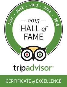 trip advisor hall of fame - the pitstop hotel