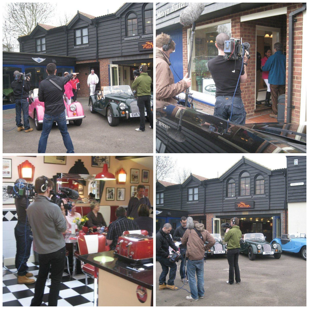 The PitStop Hotel on BBC 4 in a bed - Essex B&B